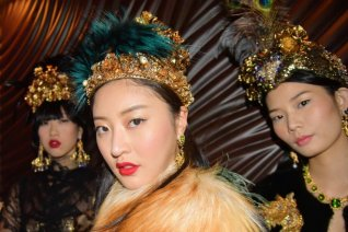 Luke Leitch photo Dolce and Gabbana Alta Moda Hong Kong