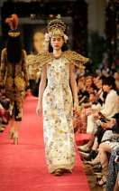 Dolce and Gabbana Alta Moda Hong Kong