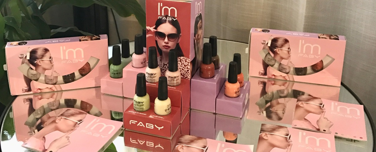 I'm Faby - Fabulous nail lacquer collection