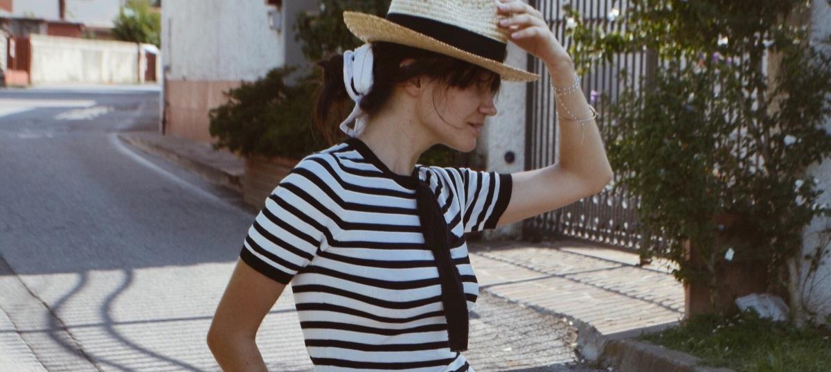 Stripes all summer long